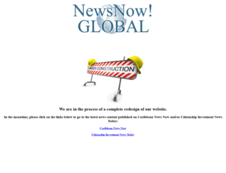 newsnowglobal.com screenshot