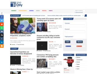newsody.com screenshot