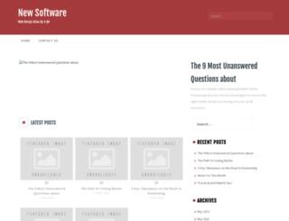 newsoftware.us screenshot