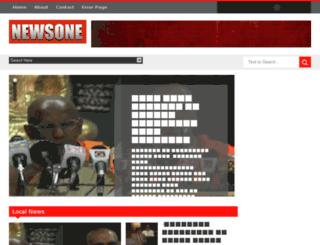 newsone.lk screenshot