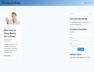 newsonmoney.com screenshot