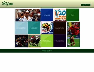 newspakistan.daj.com screenshot