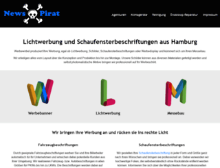 newspirat.com screenshot