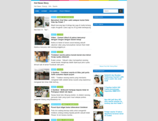 newsredapple.blogspot.com screenshot