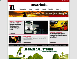 newsrimini.it screenshot