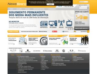 newssearch.pt screenshot