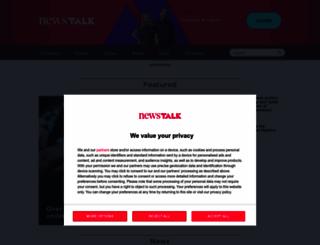 newstalk.com screenshot