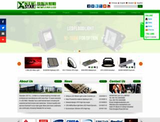 newstarleds.com screenshot