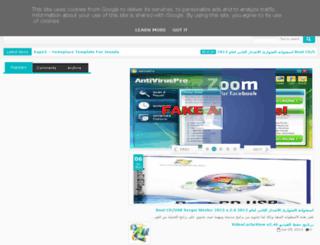newstemplatesm.blogspot.dk screenshot