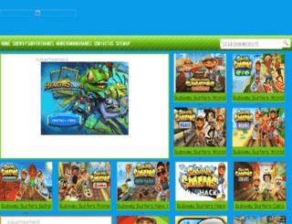 newsubwaysurferson-line.com screenshot