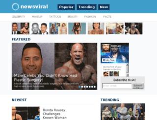 newsviral.me screenshot