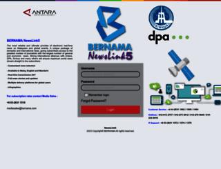 newswire.bernama.com screenshot