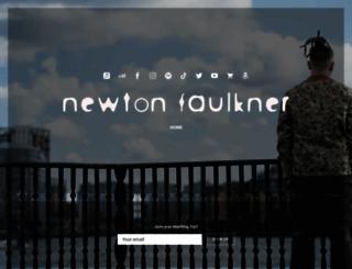 newtonfaulkner.com screenshot