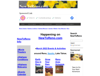 newtoreno.com screenshot