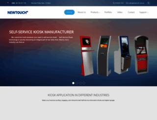 newtouch.com.au screenshot