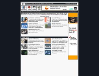 newtutorials.com screenshot