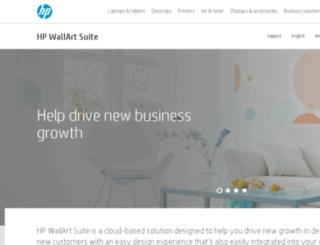 newui.hpwallart.com screenshot