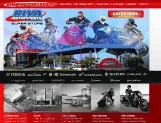 newunits.rivamotorsports.com screenshot