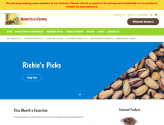 newurbanfarms.com screenshot