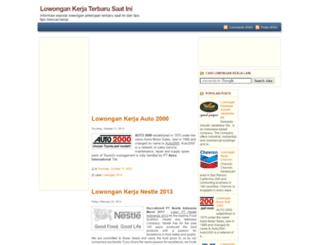 newvacanciesjob.blogspot.com screenshot