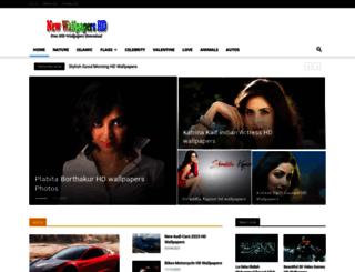 newwallpapershd.com screenshot