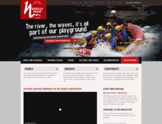 newwaveexpeditions.com screenshot