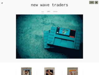 newwavetraders.com screenshot