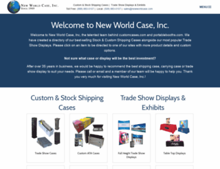 newworldcase.com screenshot