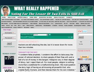 newwrh.com screenshot