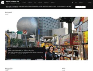 newyork-architects.com screenshot