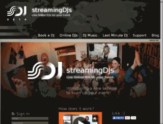 newyork.discjockey24.com screenshot