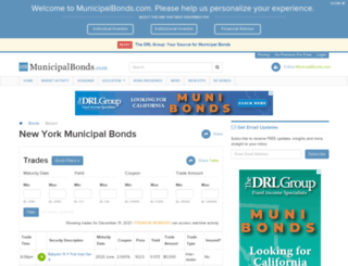 newyork.municipalbonds.com screenshot