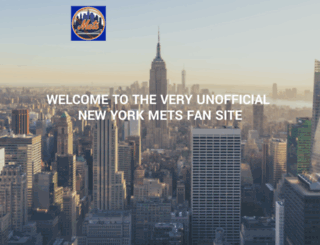 newyorkmets.org screenshot