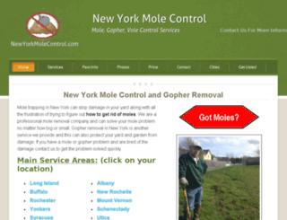 newyorkmolecontrol.com screenshot