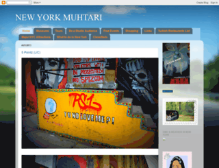 newyorkmuhtari.blogspot.com screenshot