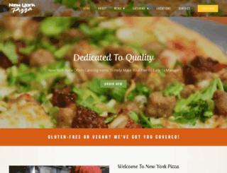 newyorkpizza.biz screenshot