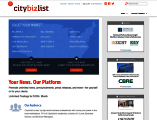 newyorkrealestate.citybizlist.com screenshot