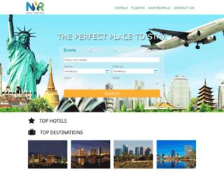 newyorkrio.com screenshot