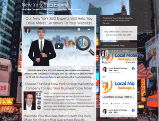 newyorkseoexpert.org screenshot