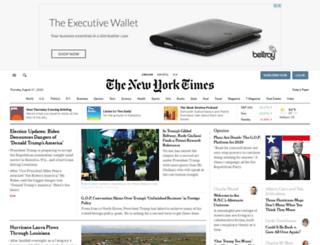 newyorktimes.net screenshot