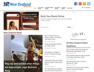newzealandnews.net screenshot