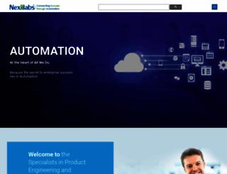 nexiilabs.com screenshot