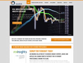 nexolink.com screenshot