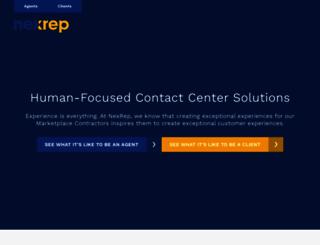 nexrep.com screenshot