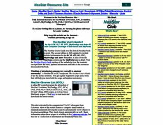 nexstarsite.com screenshot