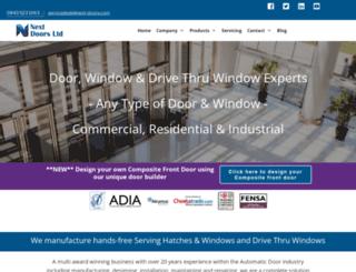 next-doors.com screenshot