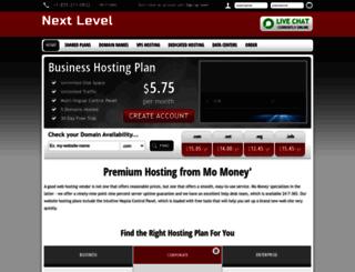 next-level.reseller-hosting-themes.com screenshot