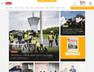 next.humanite.fr screenshot