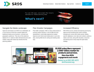next.srds.com screenshot