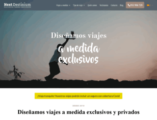 nextdestinium.com screenshot